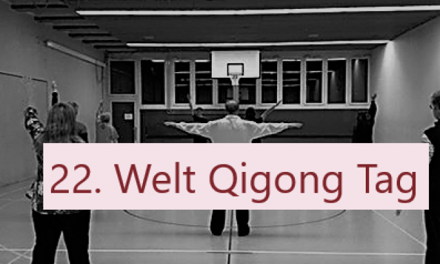 Qiwauwau Qigong Turnhalle Training